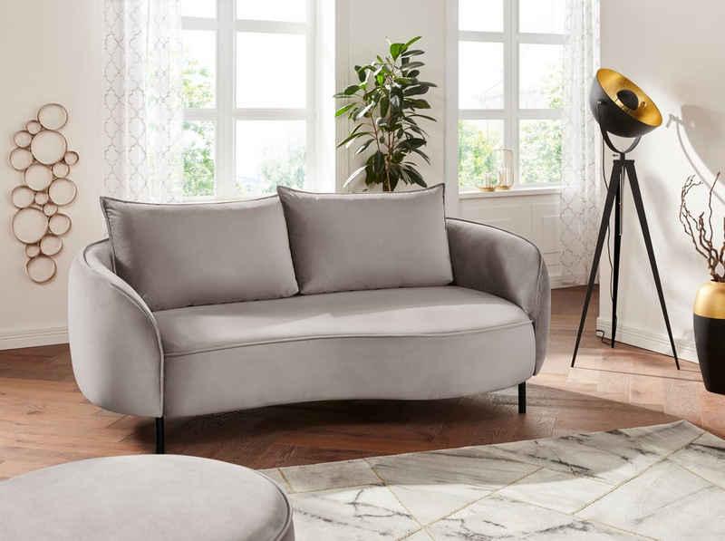 Leonique 2,5-Sitzer »Kenzie«, in schöner organischen Form