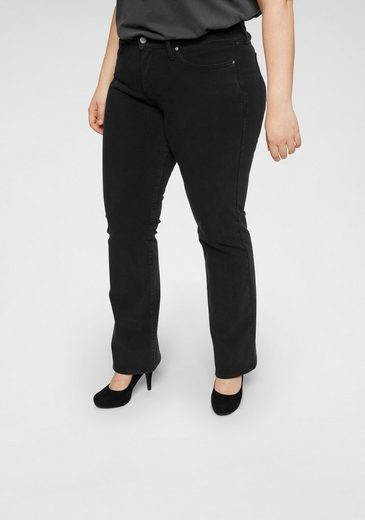 Levi's® Plus Bootcut-Jeans »725« High Rise