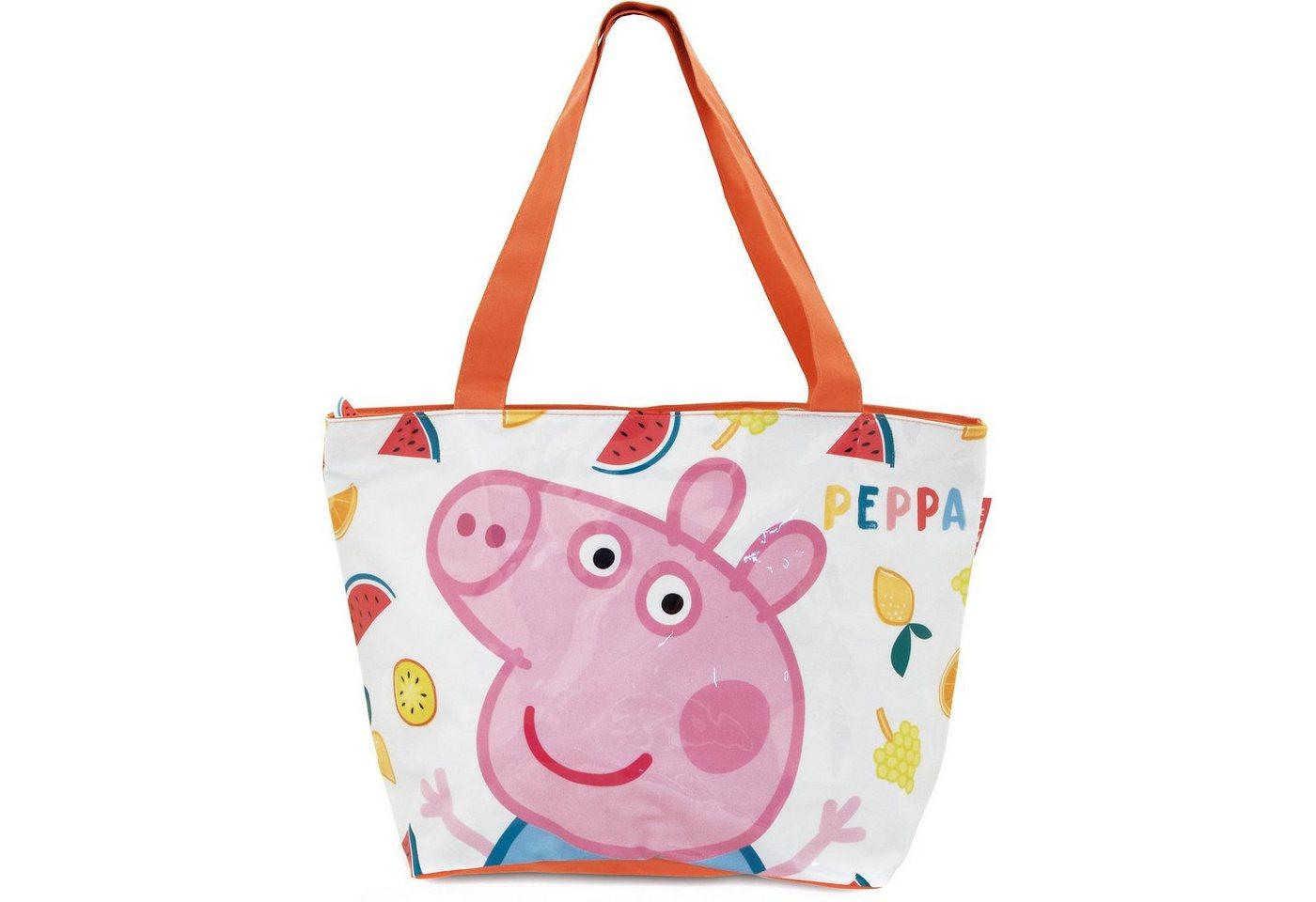 otto - Strandtasche Peppa Pig