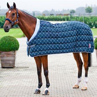 Horze Unterdecke »Royal Equus« in Dunkelblau