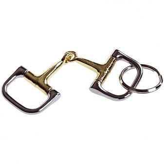 Horze Schlüsselanhänger »D-Ring-Gebiss«