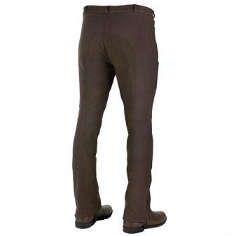 Horze Jodhpurreithose »Free Style« in Schokoladenbraun