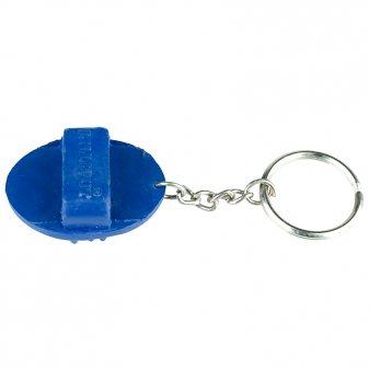 Horze Schlüsselanhänger »Striegel« in Blau