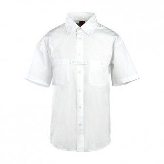 Horze Turnierhemd »Horze Turnierhemd, Kinder« in Weiß