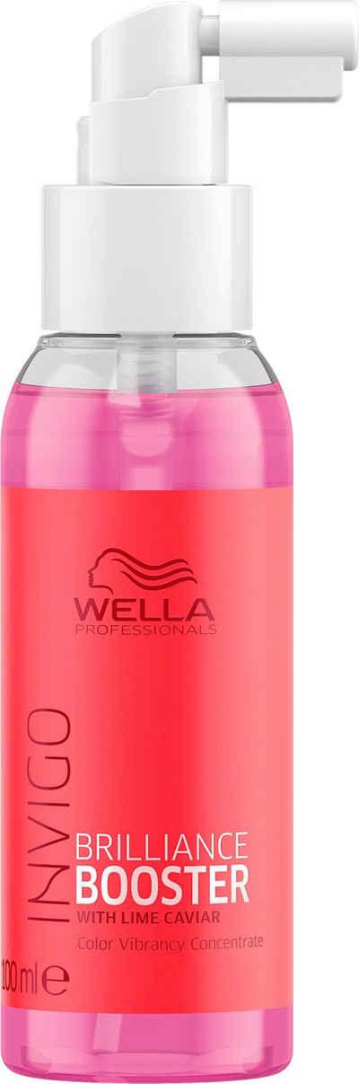 Wella Professionals Haarserum »Invigo Brilliance Booster Color Vibrancy Concentrate«, farbschützend