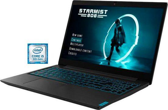 Lenovo L340-17IRH 81LL005QGE Gaming-Notebook (43,94 cm/17,3 Zoll, Intel, GTX 1650, 1000 GB SSD, inkl. Office-Anwendersoftware Microsoft 365 Single im Wert von 69 Euro)
