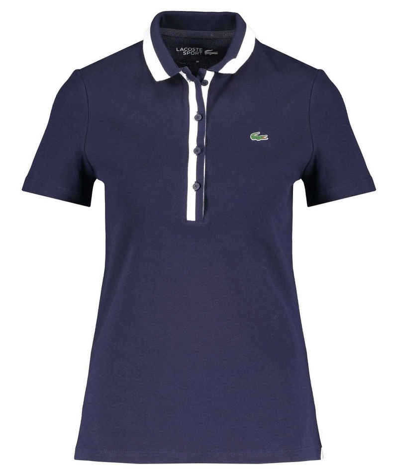 Lacoste Poloshirt »Damen Poloshirt Kurzarm«