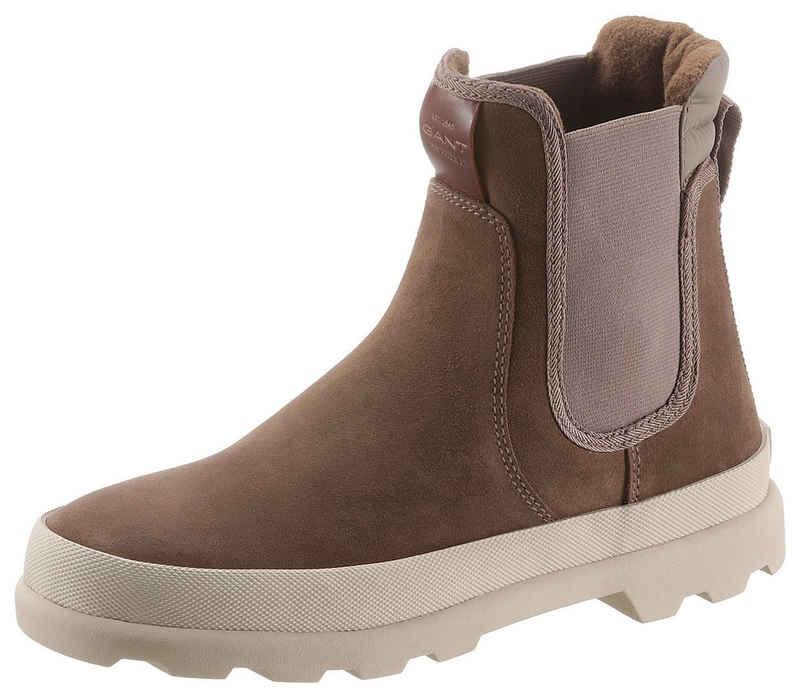Gant Footwear »FRENNY« Chelseaboots mit Stretcheinsatz und Anziehlasche