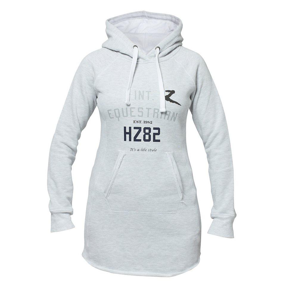 Horze Sweatshirt »Keira« in Aschgrau