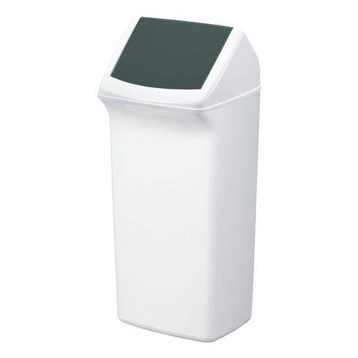 DURABLE Mülleimer 40 Liter »Durabin Flip 40«
