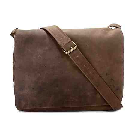 Harold's Leder Messengerbag »Antic«