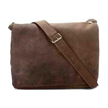 Harold's Leder Messengerbag »Antic«