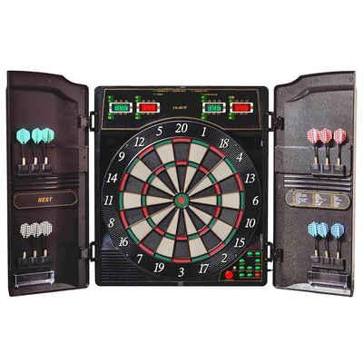 Best Sporting Dartautomat »elektronische Dartscheibe OXFORD EVOLUTION Dart-Kabinett Dartboard mit LED-Display«