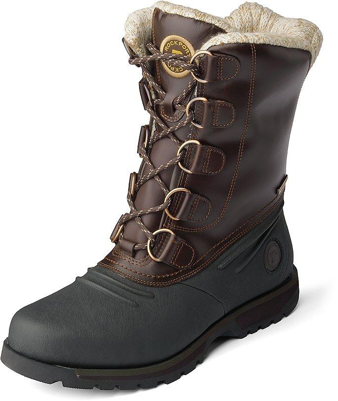 Rockport Stiefel PV LUX LODGE in braun-dunkel