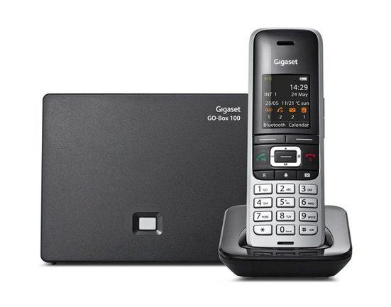 Gigaset »S850A« Festnetztelefon (Bluetooth, LAN (Ethernet)