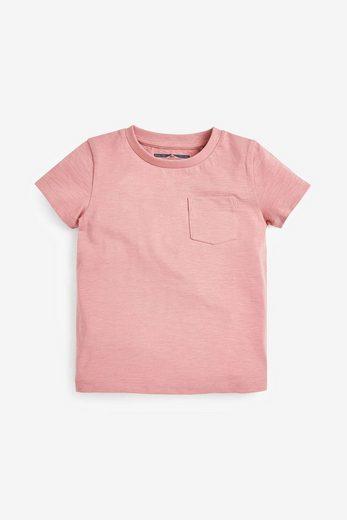 Next T-Shirt »Unifarbenes T-Shirt« (1-tlg)