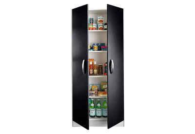 küchenschrank in schwarz online kaufen
