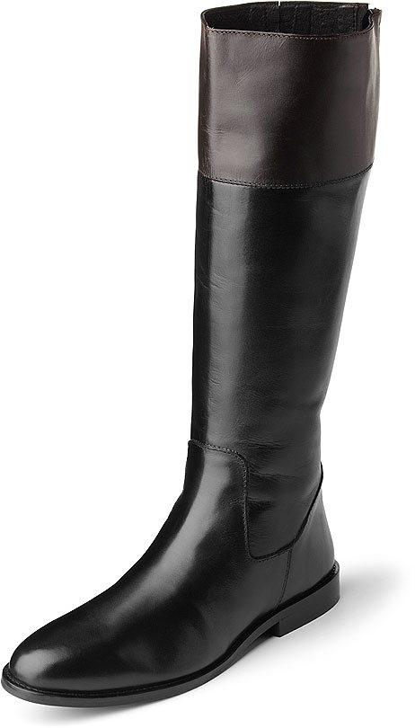 Belmondo Reiter-Stiefel in schwarz