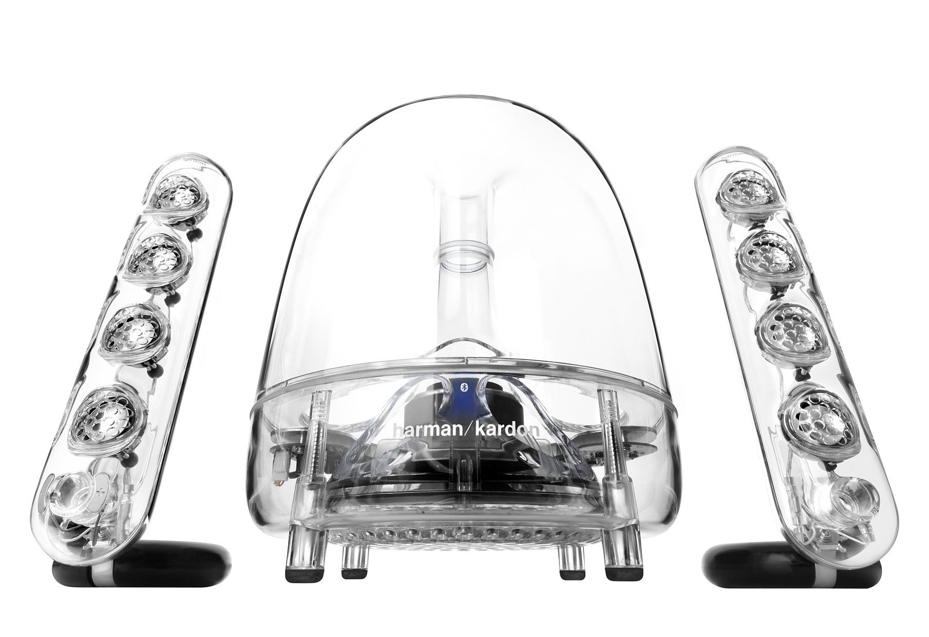 Harman/Kardon Soundsticks Wireless, 2.1 Soundsystem