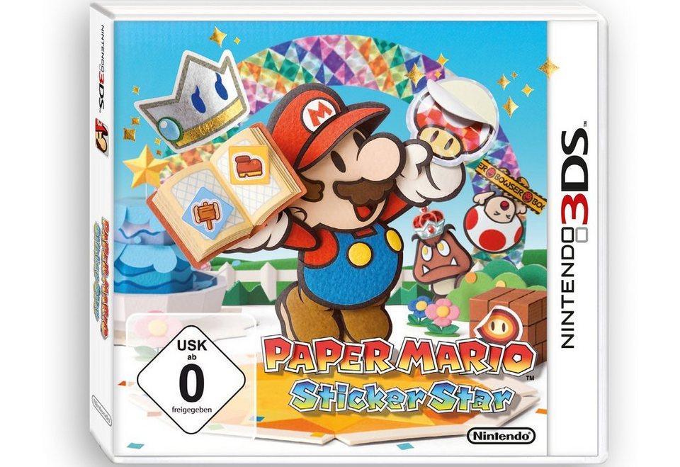 Paper Mario Nintendo 3DS