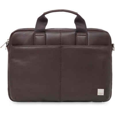 Knomo Laptoptasche »Brompton«, Leder