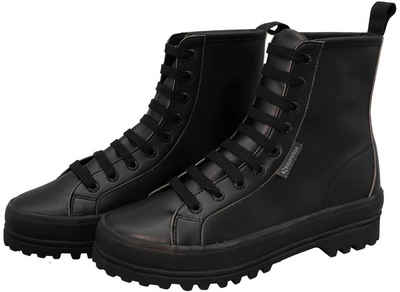 Superga »Alpina Faux Leather« Sneaker