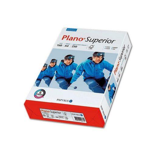 PLANO Druckerpapier »Superior«, Format DIN A4, 160 g/m²