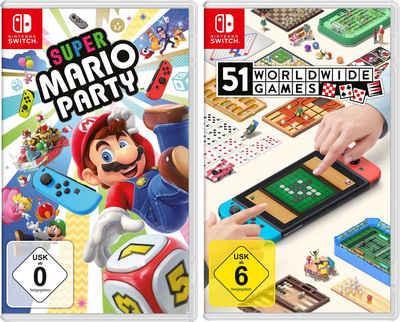 Super Mario Party + 51 Worldwide Games Nintendo Switch