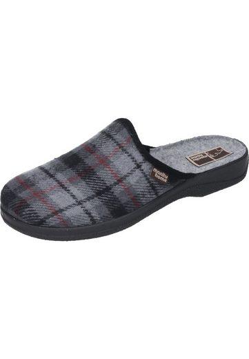 Manitu-Home »Hausschuhe« Pantoffel aus Textil