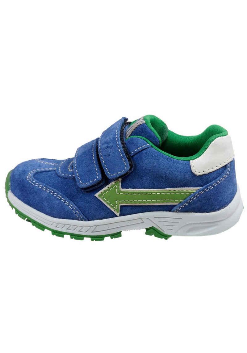 Pio »Jungen Klett-Halbschuh Royal« Sneaker