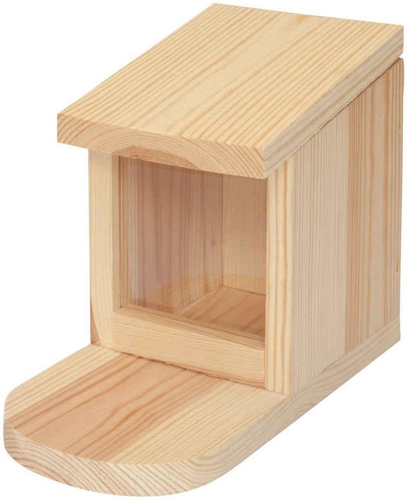 Kiehn-Holz Eichhörnchenkobel, BxTxH: 12x22x17 cm