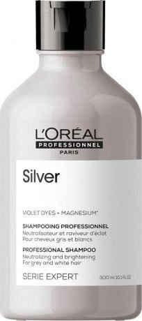 L'ORÉAL PROFESSIONNEL PARIS Haarshampoo »Serie Expert Silver«, Anti-Gelbstich