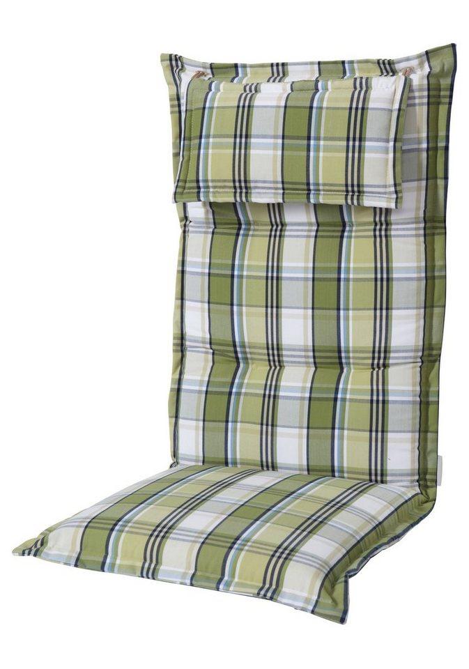 go de hochlehnerauflage bordeaux l b ca 120x50 cm online kaufen otto. Black Bedroom Furniture Sets. Home Design Ideas