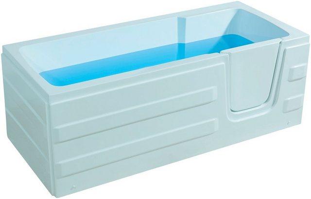 Badewannen und Whirlpools - Sanotechnik Badewanne »Paros«, mit Tür  - Onlineshop OTTO