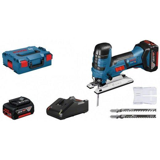 BOSCH Werkzeug »Professional GST 18V-LI S Akku-Stichsäge (LED-Arbeitslicht, Softgrip)«