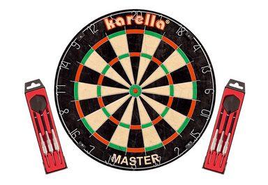 master dartboard karella ma e entsprechen turnier. Black Bedroom Furniture Sets. Home Design Ideas