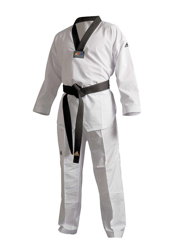 Taekwondoanzug, adidas Performance, »adi flex« in weiß