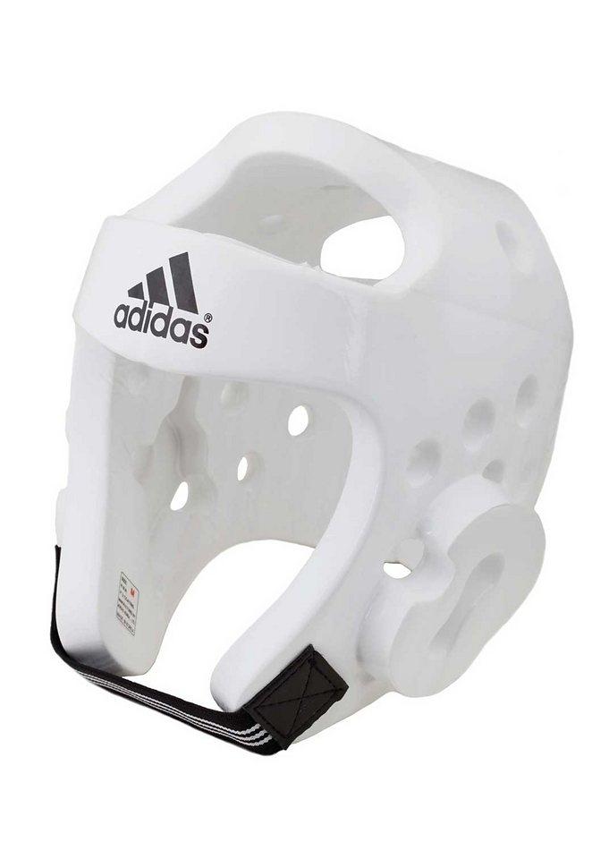 Kopfschutz, Adidas Performance, »dip« in weiß