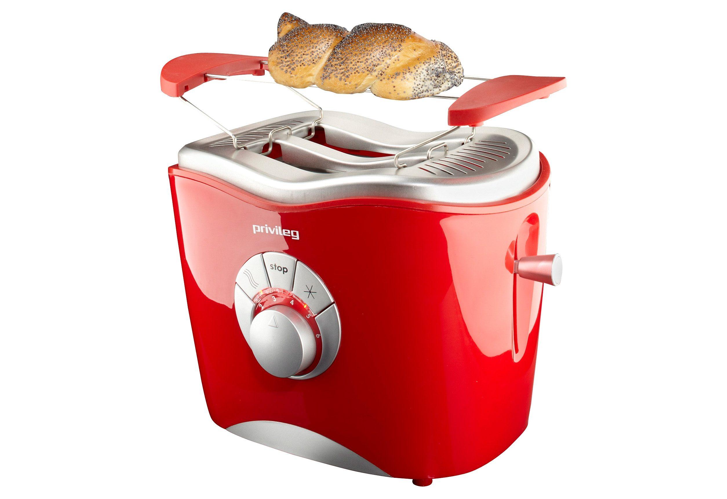 Privileg Toaster T330, für 2 Scheiben, 860 W