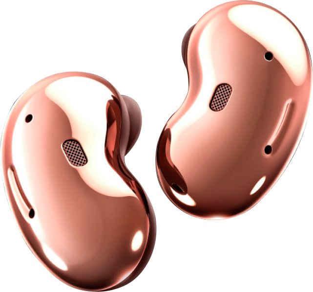 Samsung »Galaxy Buds Live« In-Ear-Kopfhörer (Active Noise Cancelling (ANC), Freisprechfunktion, Sprachsteuerung, Bixby, Bluetooth)
