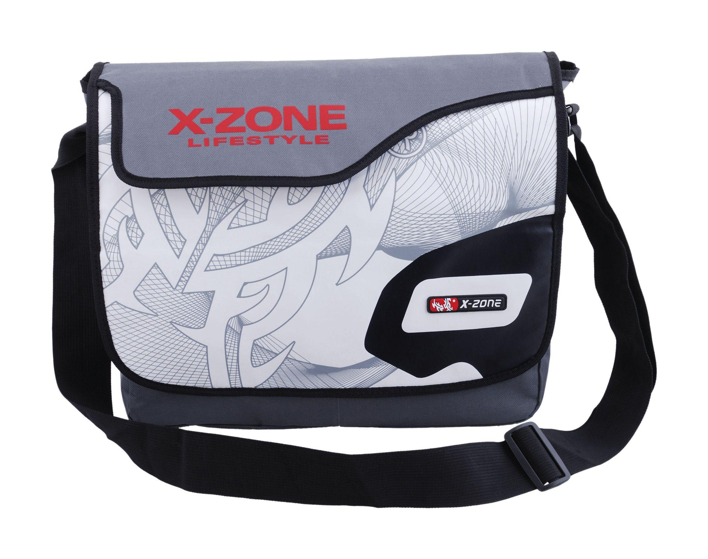 X-Zone Schultertasche