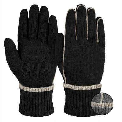 Tarjane Strickhandschuhe »3M Thinsulate« Wollhandschuhe Unisex Handschuhe
