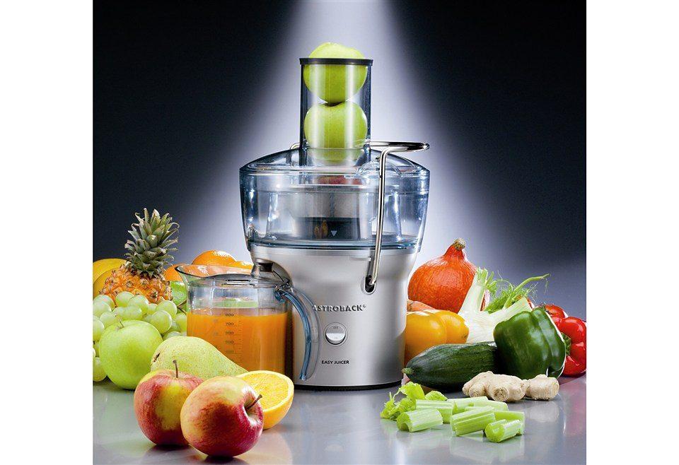 Gastroback Entsafter Easy Juicer, 900 Watt
