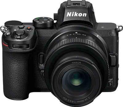 Nikon »Z 5 KIT Z 24-200 mm f/4.0-6.3 VR« Systemkamera (24-200 mm f/4.0-6.3 VR, 24,3 MP, Bluetooth, WLAN (WiFi)