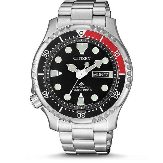 Citizen Automatikuhr »NY0085-86EE«, Promaster Marine Diver Automatik