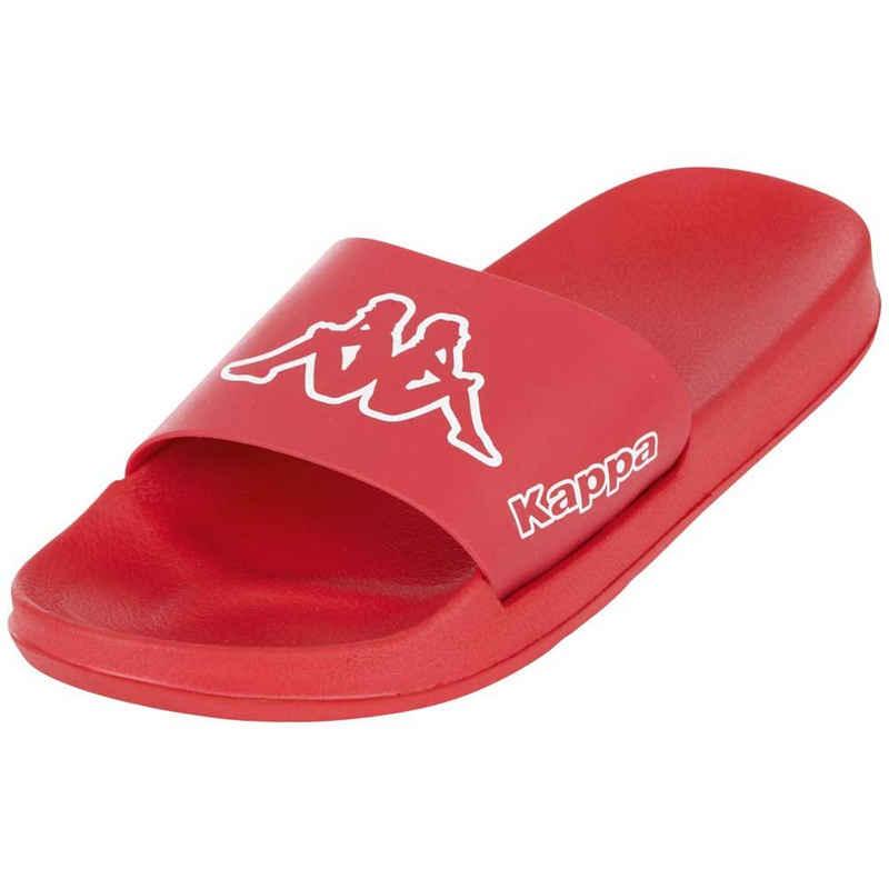 Kappa »KRUS« Badepantolette mit vorgeformtem Fußbett