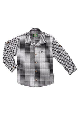 OS-Trachten Tautinio stiliaus marškiniai in frisch...