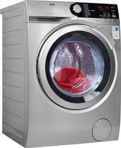 AEG Waschtrockner, 8 kg, 6 kg, 1600 U/min, Energieeffizienzklasse Wasch-Zyklus C