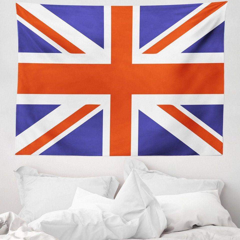 Wandteppich Aus Weiches Mikrofaser Stoff Fur Das Wohn Und Schlafzimmer Abakuhaus Rechteckig Union Jack Britische Loyal Online Kaufen Otto