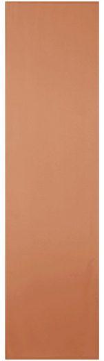 Vorhang, Bestlivings, Klettband, Blickdichte Schiebegardine 60cm x 245cm (BxL), mit Klettband
